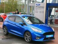 2020 Ford Fiesta St-Line Edition Tu 1.0 Petrol 5DR Hatchback 6SPD Manual Hatchba