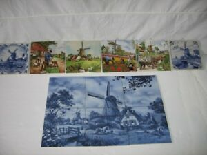 Holland Cermatic  Picture Tiles