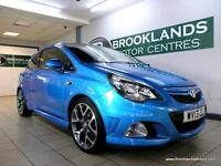 Vauxhall Corsa 1.6I 16V TURBO VXR 192PS [LEATHER RECAROS, 18 ALLOY WHEELS and D