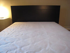 Lit Rangement Queen Huppe Maison Corbeil Pull Up Storage Bed West Island Greater Montréal image 6