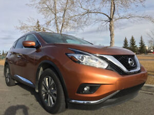 2015 NISSAN MURANO SL AWD SPECIAL EDITION!! ONLY 25000 KMS