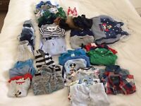 3-6 month baby boy bundle