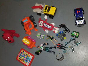 Some kids toys $5 for all