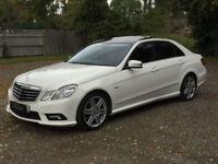 Mercedes-Benz E Class 3.0 E350 CDI Sport 4dr - Pan Roof+Rev Cam+More / FMBSH