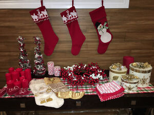 High End Christmas decorations- like New
