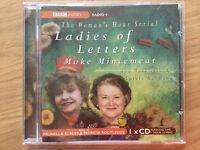 Ladies of Letters make mincemeat audio CD