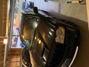 Jeep Grand Cherokee SRT8 for sale. Low kms, aftermarket warranty