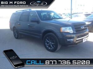 2017 Ford Expedition Max Limited  - Sunroof -  Navigation - $381