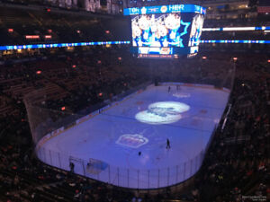 Leafs Playoff Tickets Game 6 vs. Boston Bruins Upper Bowl 2ndRow