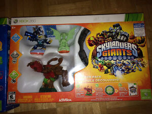 Skylanders Spyro's adventure and Giants West Island Greater Montréal image 3