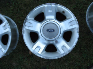 16 x 7 Ford Rims