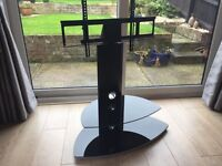 Black Glass TV Stand - Top Quality