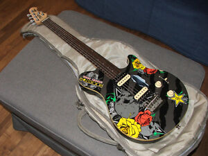 Guitare Sterling by Music Man AX20, RockStar Energy