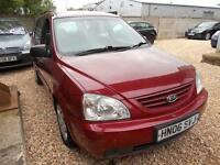 Kia Carens 2.0 GS NEW MOT GREAT EXAMPLE LOW MILEAGE