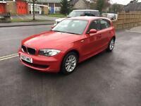 2007 57 BMW 1 SERIES 1.6 116I ES 5D 114 BHP