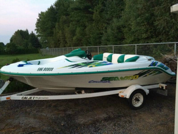 Used 2000 Sea Doo/BRP challenger