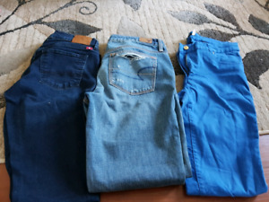 Jeans size 2-4