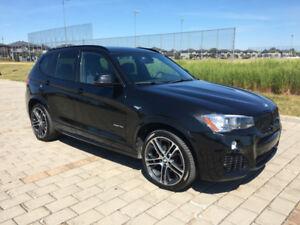 *175$/sem* BMW X3 35I M Sport, Premium essential + Mags 20po +++