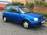 Nissan Micra 1.0 16v 1999MY Inspiration Ltd Edn