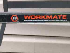 Black and Decker Workmate folding bench Kitchener / Waterloo Kitchener Area image 3