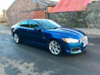 2009 Jaguar XF 5.0 Supercharged V8 XFR 4dr