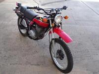 Honda XL 350