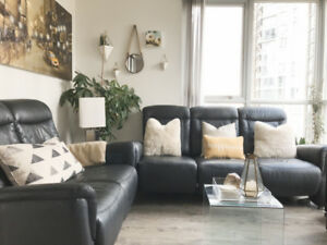 Yaletown fully furnished 1 bedroom apartment 1 year rental