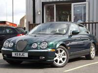 2003 Jaguar S Type 3.0 V6 SE 4dr Auto 4 door Saloon