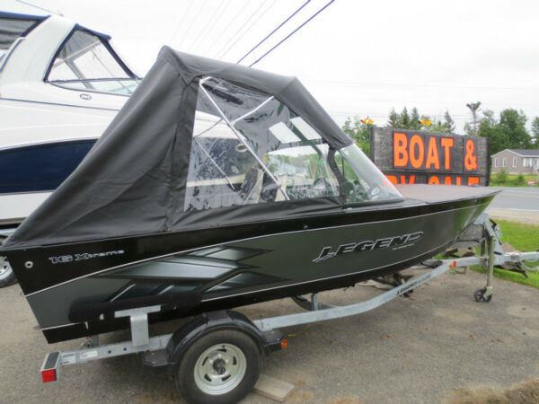Used 2015 Legend Boats 16 xtreme