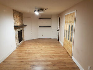 Bathurst & Rutherford Basement Bachelor Apartment for Rent