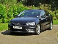 Volkswagen Passat R Line 2.0 TDi Bluemotion Technology DIESEL MANUAL 2014/14