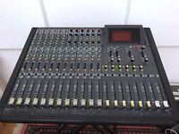 Vintage Fostex 812 Analog Mixing Console
