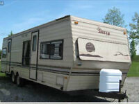 Sierra by Cobra travel trailer
