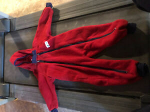 3T Fleece Mountain Equipment Co-Op 1 piece