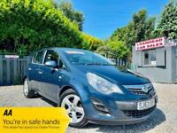 2013 Vauxhall Corsa 1.3 CDTi ecoFLEX S 5dr [AC] [Start Stop] HATCHBACK Diesel Ma
