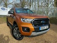 No VAT Used Ford Ranger Wildtrack for sale Essex