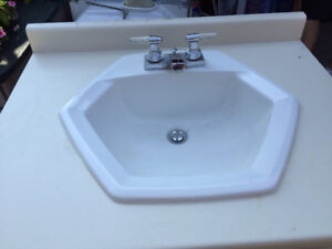 American Standard Sink and Taps