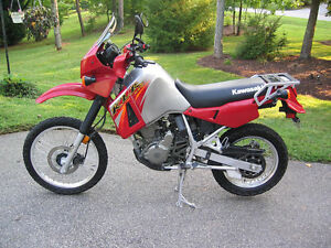 2006 KLR 650 Enduro trade of sell
