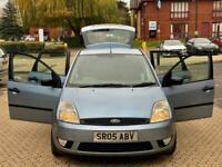 2005 Ford Fiesta 1.4 Zetec 5dr [Climate] HATCHBACK Petrol Manual