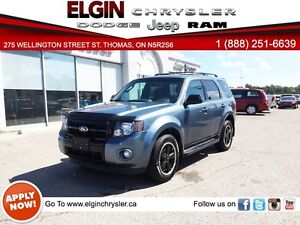 2012 Ford Escape XLT***Leather,AWD,Sunroof***