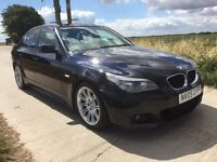 BMW 530D M SPORT VERY CLEAN CAR AUTOMATIC