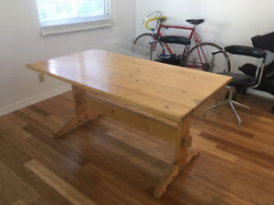 QUICK SALE! Estate | Solid Wooden Table