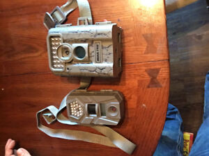 Trail cameras $100 for the pair