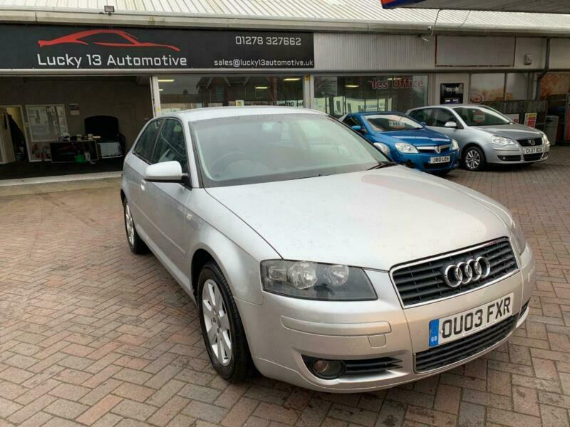 Audi A3 20 Fsi 2004 Se Card Payments Taken Px To Clear In