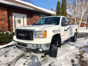 2012 GMC 4x4 truck for sale
