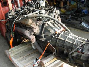 1993 7.3 idi non turbo Engine with E4OD Transmission