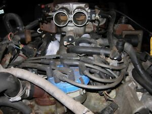 94 Ford 460 EFI Engine with C6 4x4 Transmission