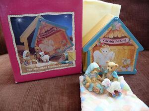 Cherished Teddies - Nativity-Creche Non-Musical (914746) London Ontario image 1