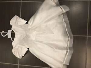 Size 4 white dress