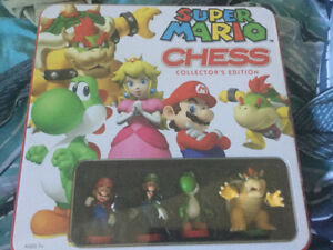 Super Mario Chess (Collector's Edition) Unopened